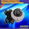 Vandal-proof Dome IR IP PLC Camera