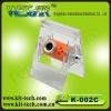 high quality smart design usb 2.0 pc webcam with LED light
