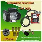 diesel oil transfer pump powered by 12v, 24v, 110v, 220v with self priming