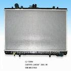 AUTO RADIATOR FOR LANCER'2001 MT