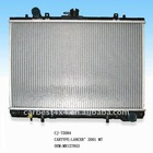AUTO RADIATOR FOR LANCER'2001 MT