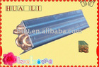 tube and fin condenser