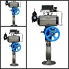 HB2416 Butterfly valves with pneumatic actuator