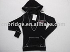 95%cotton 5%spandex terry fashionable hoodies