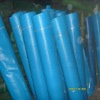600g waterproof blue pvc tarpaulin canvas