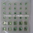 self-adhesive gem jewelry sticker