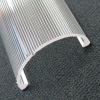 PC LED transparent tube/Led tube house/PC LED lamp cover
