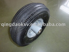 solid rubber wheel 10x350-4