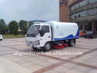 ISUZU 4x2 powerful street sweeper