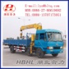FAW 6*2 Truck with crane 8T/12T