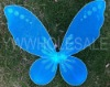 cute baby turquoise pixie butterfly wings