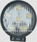 2012 Waterproof IP65 18w I LED Vehicle light (Epistar chip )