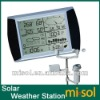 Solar weather station STA-SWS-001