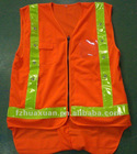 Reflective saftey vest with lights