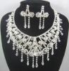 2011 crystal Jewelry Set with low MOQ-4 dozens 869087