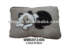 WMR2013-606 Sheep Animal Throw Pillow