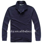 2011 Latest Man L ong sleeve Polo Shirt, T Shirt