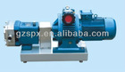 low noise horizontal threelobe pump sole pump