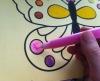 bottled color sand pen for kids magic sand art