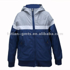 Children Woven Outdoor Sports Wear and Sports Clothing (FT12092)