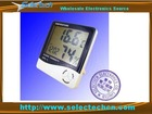 Multifunction MiNIi LCD Temperature And Humidity Meter With Alarm Clock Calendar And Timer SE-HTC-1