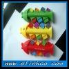Premium promotional USB gift, cool design for colored fishbone USB 2.0 Hub