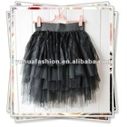 Girl pretty Tutu Tulle 5 Layer Mini Skirts