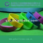 Promotion silicone pedometer watch