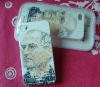 ABS mobilephone cases with Steve Jobs photo,hot