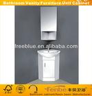 bathroom corner cabinet MC537