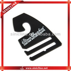 Fashion plastic tie hangers from china mainland