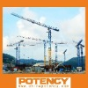 CTT140 J10 Topless tower crane