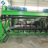 4m tank compost turner machine for organic fermentation