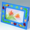 Soft PVC photo frame