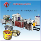 Automatic CNC Deep Throat Punching Machine for Can Body and Rings