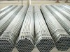 BS1139 48.3mm black scaffolding steel pipe