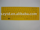 silicone keyboard protector cover,laptop keyboard cover for sony