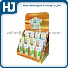 PDQ shopping paper display box for skin care