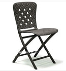Spring Folding Metal Chair