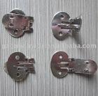 flexible metal clip