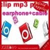 Hot mini digital clip mp3 player $1.35