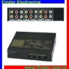 4 Way AV Switch( AV Selector , Audio Video Switch)