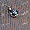 fashion jewelry necklace fob watch high quality pocket watch
