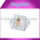 Magnetic acrylic photo frame/perspex picture frames/lucite photo frame