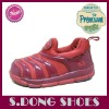 New style baby girl walking shoes