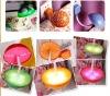 Energy saving mushroom lamp