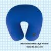 Microbead massage pillow