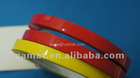 Vegetables Packing Rubber Tape designed for Supermarket Colorful Packaging