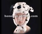 Cartoon Animal Hat Dog Plush Winter Warm Hats Ear Cap