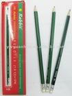 Natural HB drawing wooden pencil